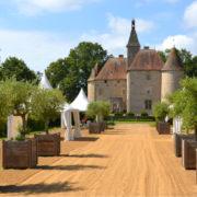 mariage Château de Beauvoir 01/07/17 1